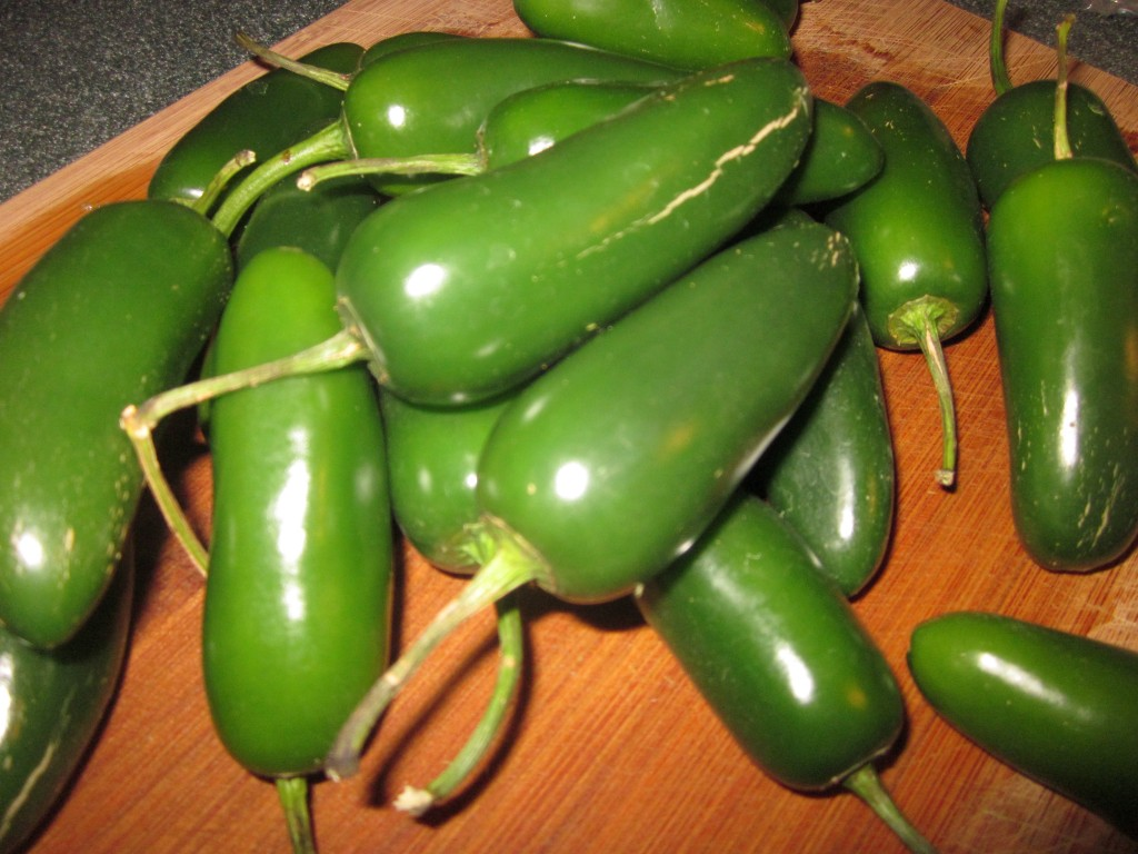 jalapenos