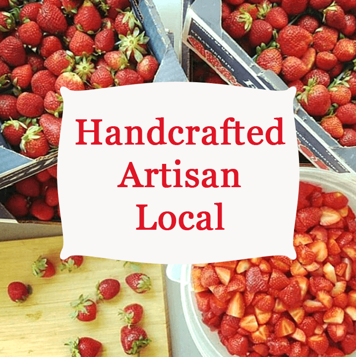 Handcrafted, Artisan, Local, Floridian